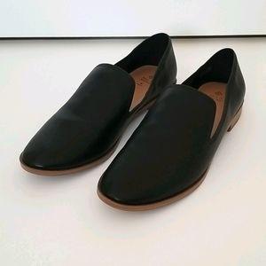 Wylia Black Formal Work Shoes